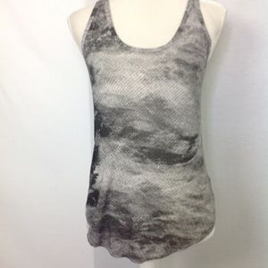 Helmut Lange Abstract Tank